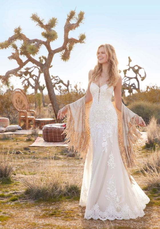 Mori Lee Bridal Fall 2019 Preview Show