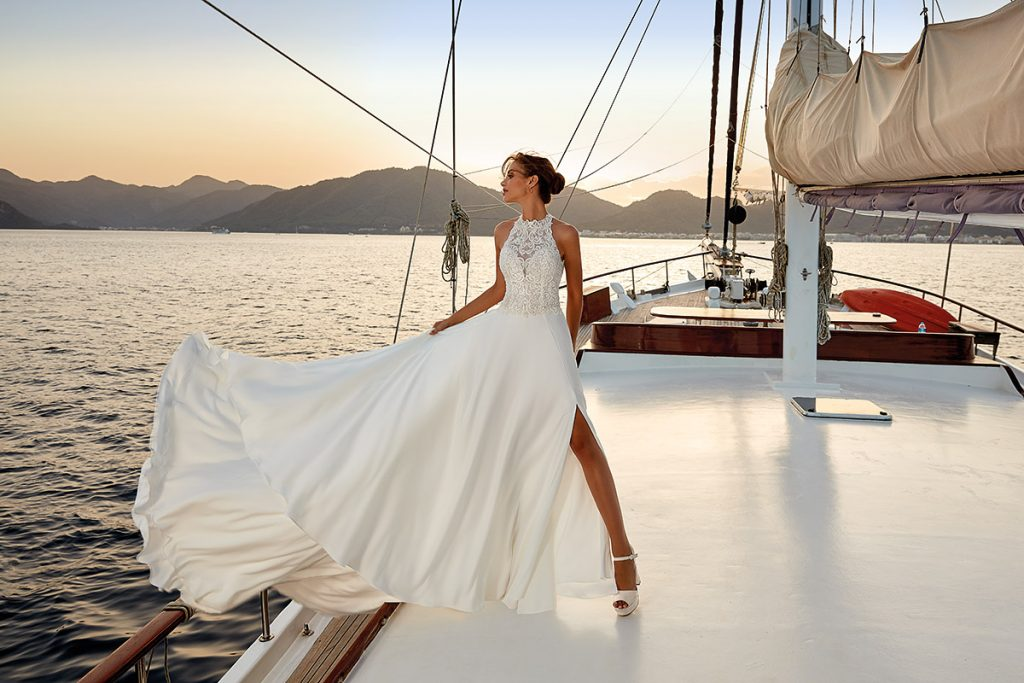 "The Secret to Finding Your Dream ""I Do"" Dress"